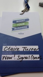 Facebook for Business fbboost
